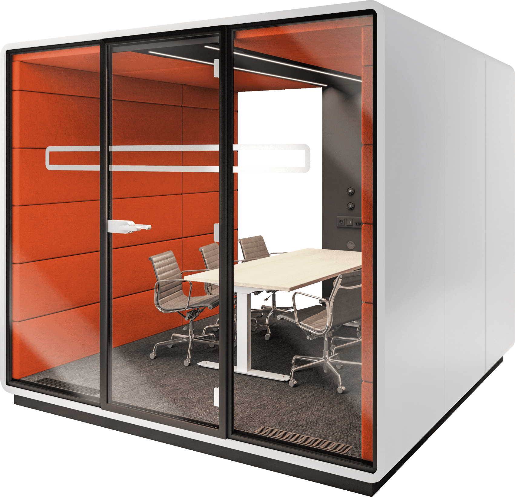 Work-box xxl for the office
